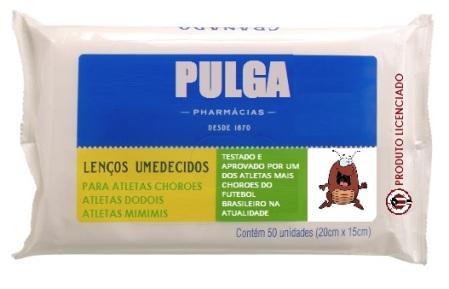 PULGA LENÇOS